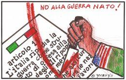 No alla guerra Nato