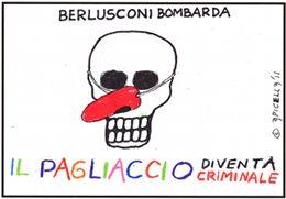 Berlusconi bombarda