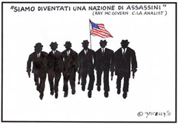 Una nazione di assassini