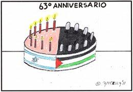 63° anniversario