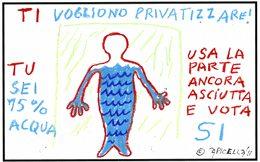 Ti vogliono privatizzare