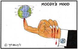 L'umore di Moody's