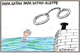 Papa Satan Papa Satan Aleppe