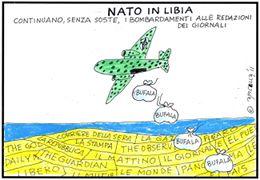 La Nato in Libia