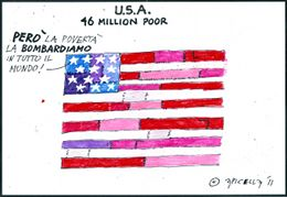 USA. 46 milioni di poveri