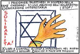 I Prigionieri Palestinesi