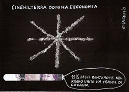 L'Inghilterra domina l'economia