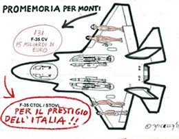 Pro memoria per Monti