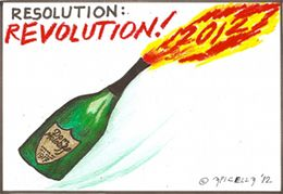 Resolution: Revolution!