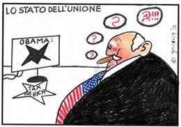 Lo stato dell'Unione