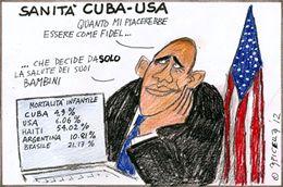 La sanità a Cuba e negli Usa