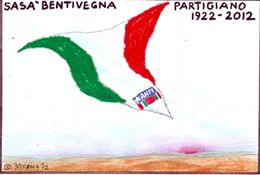 Sasà Bentivegna, Partigiano