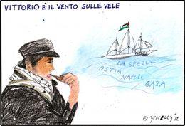 Vittorio è il vento sulle vele