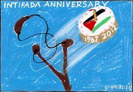 Intifada anniversary