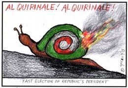 Al Quirinale