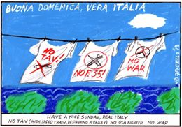 Buona domenica, vera Italia!