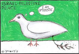 Israel - Palestine peace