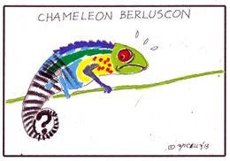 Chamaleon Berluscon